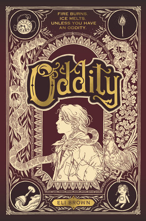 Oddity by Eli Brown