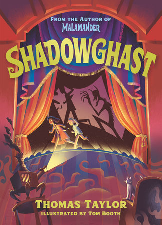 Shadowghast by Thomas Taylor