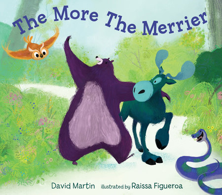The More the Merrier by David Martin