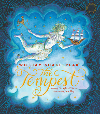 William Shakespeare's The Tempest by Georghia Ellinas