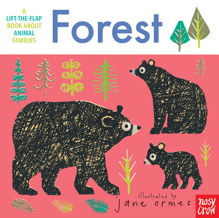 Animal Families: Forest by Nosy Crow