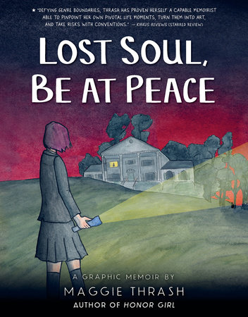 Lost Soul, Be at Peace by Maggie Thrash