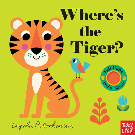 Where's the Tiger? by Nosy Crow