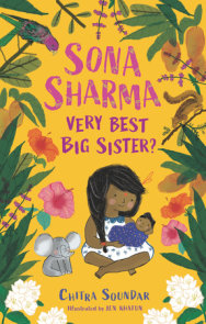 Sona Sharma, Very Best Big Sister?