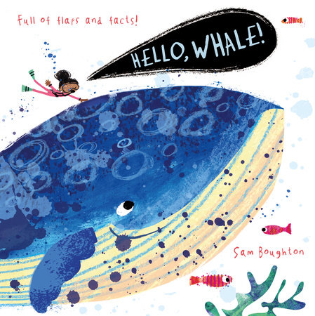 Hello, Whale! by Sam Boughton
