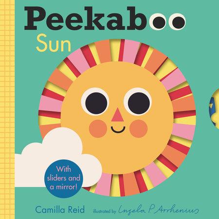 Peekaboo: Sun by Camilla Reid