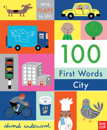 100 First Words: City by Nosy Crow
