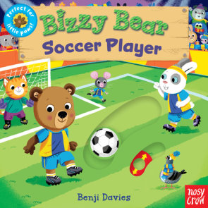 Bizzy Bear: Soccer Player