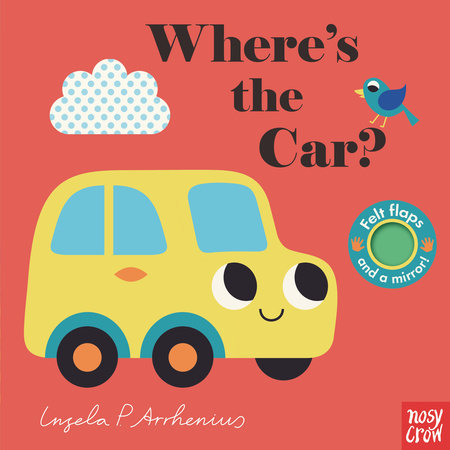 Where's the Car? by Nosy Crow