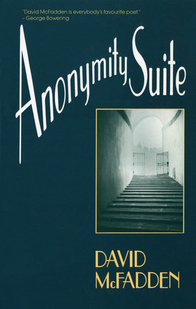 Anonymity Suite by David McFadden