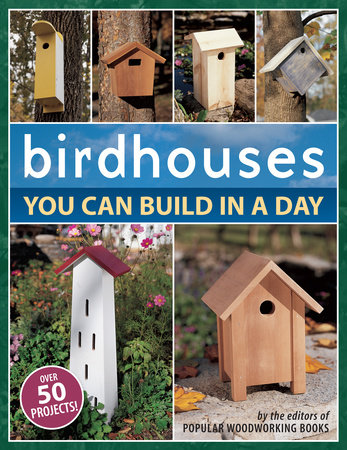 Birdhouses You Can Build in a Day by