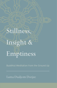 Stillness, Insight, and Emptiness