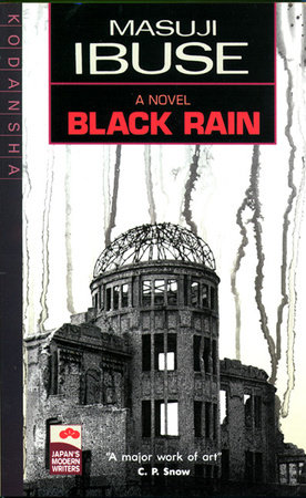 Black Rain by Masuji Ibuse