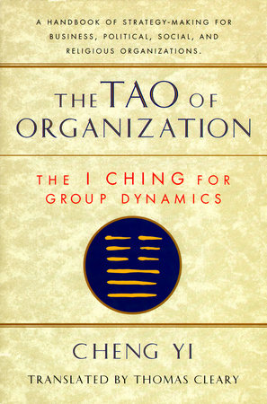 Tao of Organization by Thomas Cleary