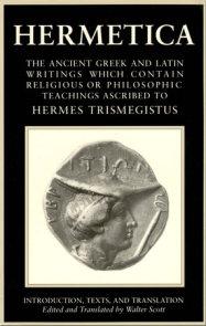 Hermetica: Volume One
