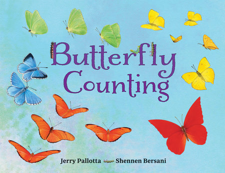 Butterfly Counting by Jerry Pallotta