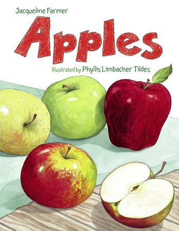 Apples by Jacqueline Farmer
