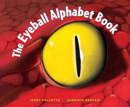The Eyeball Alphabet Book by Jerry Pallotta