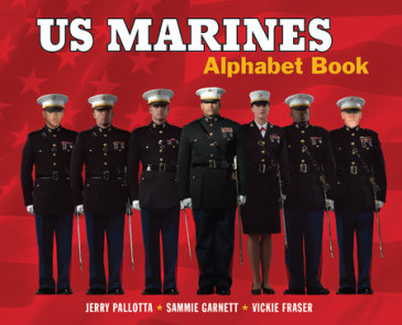 US Marines Alphabet Book