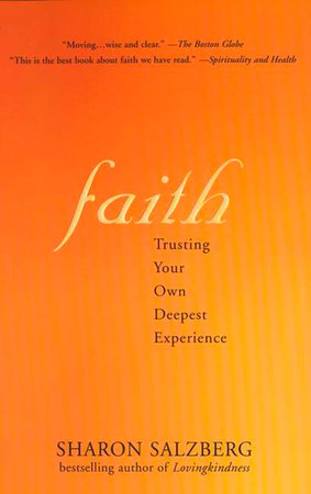 Faith by Sharon Salzberg
