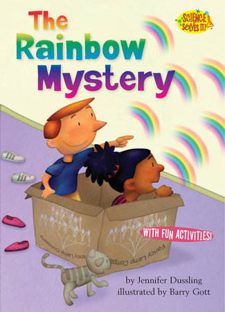 The Rainbow Mystery by Jennifer Dussling