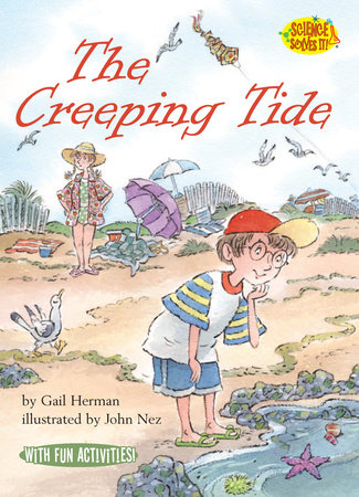 The Creeping Tide by Gail Herman