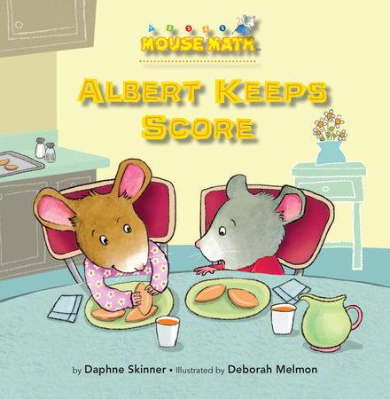 Albert Keeps Score by Daphne Skinner