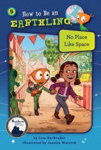 No Place Like Space (Book 5)