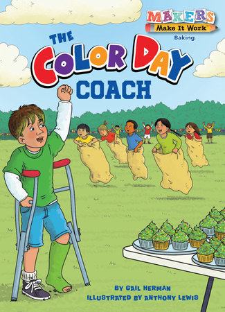 The Color Day Coach by Gail Herman