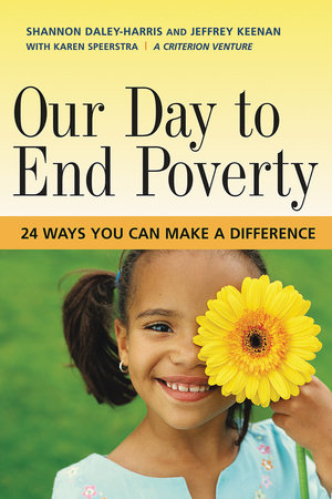 Our Day to End Poverty by Shannon Daley-Harris