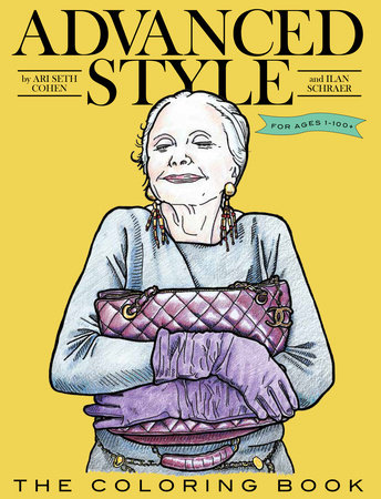 Advanced Style The Coloring Book