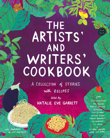 The Artists' and Writers' Cookbook by