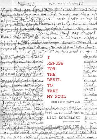 I Refuse for the Devil to Take My Soul by Lili Kobielski