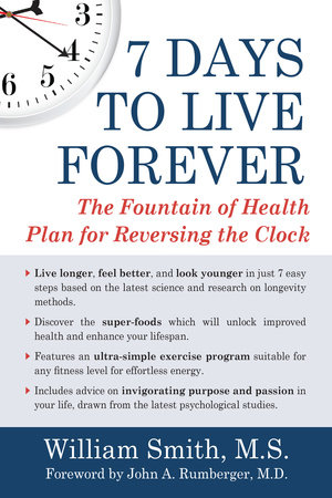 7 Days to Live Forever by William Smith