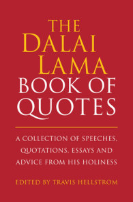 The Dalai Lama Book of Quotes