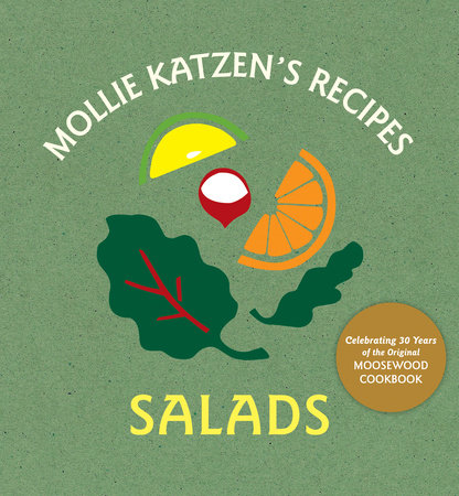 Mollie Katzen's Recipes: Salads by Mollie Katzen