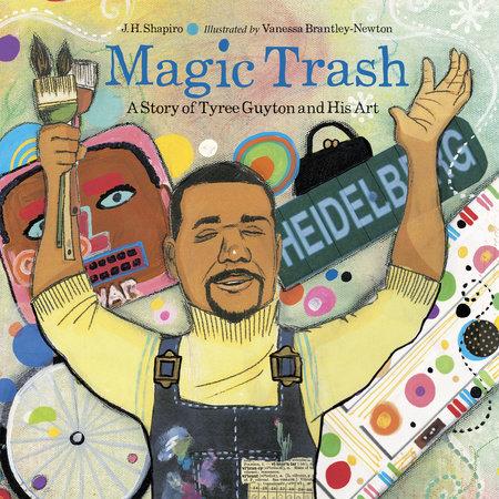 Magic Trash by J. H. Shapiro
