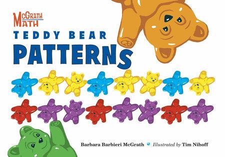 Teddy Bear Patterns by Barbara Barbieri McGrath