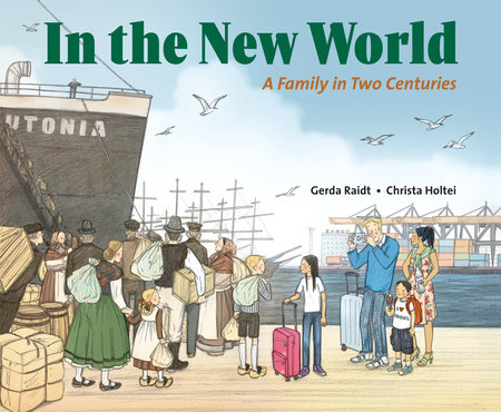 In the New World by Christa Holtei