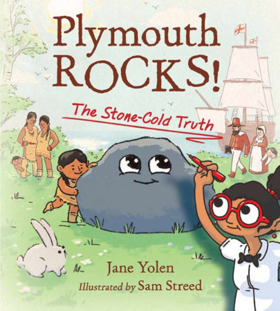 Plymouth Rocks by Jane Yolen