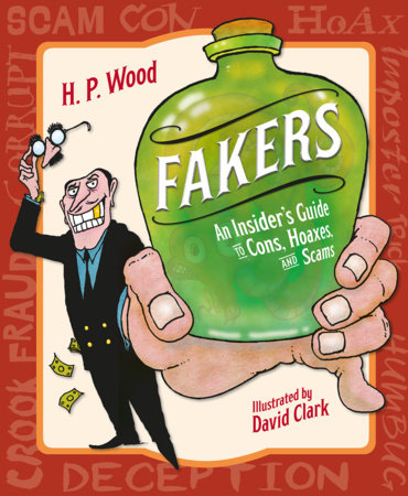 Fakers by H. P. Wood