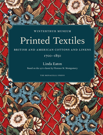 Printed Textiles by Linda Eaton