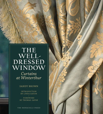 The Well-Dressed Window by Sandy Brown