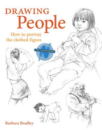 Drawing People by Barbara Bradley