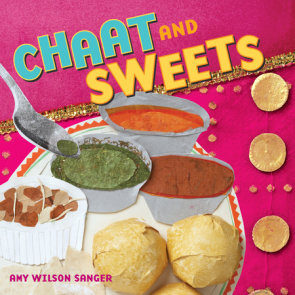 Chaat & Sweets