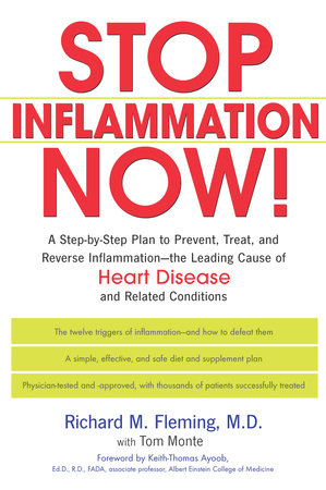 Stop Inflammation Now! by Richard Fleming