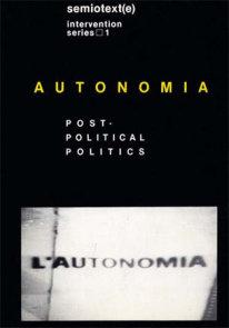 Autonomia, new edition
