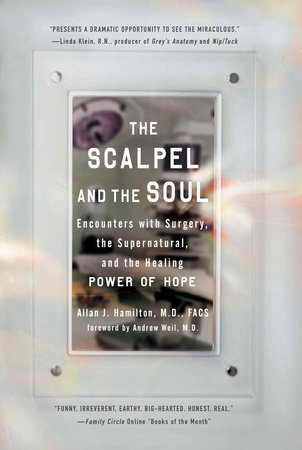 The Scalpel and the Soul by Allan J. Hamilton, MD, FACS