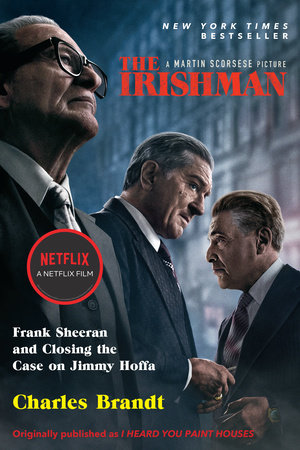 The Irishman (Movie Tie-In) by Charles Brandt