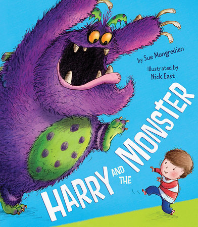 Harry and the Monster by Sue Mongredien